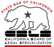 Graphic: State Bar of California - Board of Legal Specialization